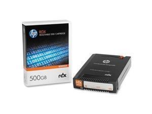 HEWLETT PACKARD ENTERPRISE Q2042A HP RDX 500GB REMOVABLE DISK CARTRIDGE