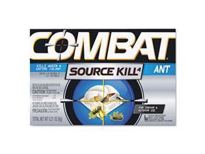 Combat 45901 Combat Ant Killing System- Child-Resistant- Kills Queen & Colony- 6/Box