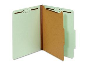 Globe-Weis 13723 Recycled Classification File Folder 10 EA/BX