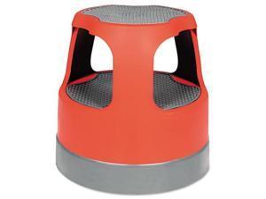 CRAMER 50011PK-43 2 Steps, Plastic Step Stool, 300 lb. Load Capacity, Red