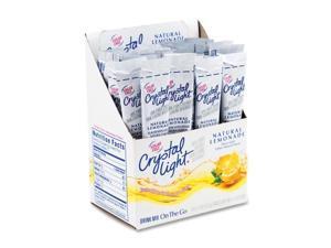 Kraft On-The-Go Mix Sticks Sugar Free .17oz 30/BX Lemonade 79660