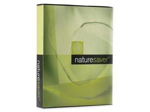 """Nature Saver Recycled Paper 20 lb. GE 92 8-1/2""""x11"""" 10 RM/CT White 42705"""