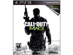 Activision Blizzard Inc 84557 Cod modern warfare 3 ps3 dlc