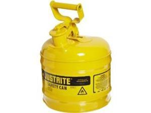 Justrite 2G/7.5L SAFE CAN YEL