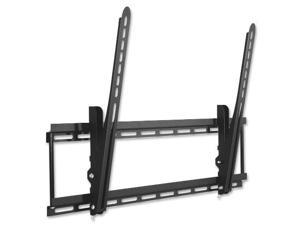 """Lorell 39030 Wall Mount For TV, 42"""" to 90"""" Screen Support - 150 lbs. Load Capacity, Black"""