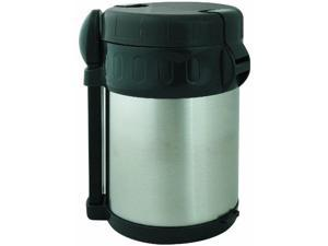 Brentwood  FTS-2000  Stainless Steel  2.0 Liter Vacuum Flask with Food Compartment