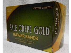 Alliance Rubber Pale Crepe Gold Rubber Band 2675 EA/BX