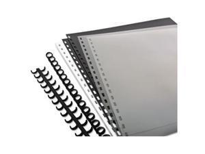 Swingline Prepunched ZipBind Covers - 4 PK/CT