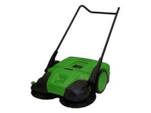 Bissell Commercial BG477 Push Power Sweeper Green