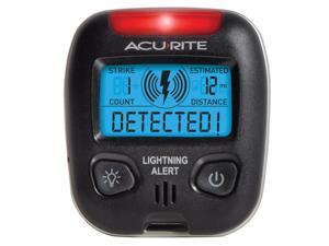 LIGHTNING DETECTOR 02020