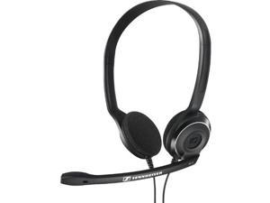 PC 8 Double-Sided Over-the-Head USB Headset