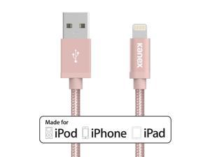 Kanex K1571025RG4F Rose Gold ChargeSync USB Cable With Lightning Connector