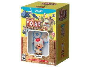 Captain Toad T T amiibo WiiU