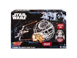 Spin Master Air Hogs Star Wars X-wing vs. Death Star, Rebel Assault