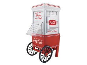 Nostalgia Electrics OFP501COKE Coca-Cola Series  Hot Air Popcorn Maker