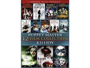 Puppet Master & Killjoy Complete Collection