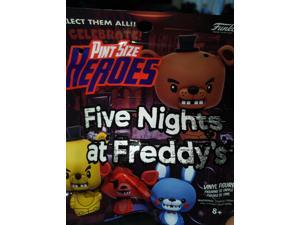 Funko Five Nights At Freddy's Pint Size Heroes Blind Bag Mystery Figure - One Figure