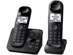 Panasonic KX-TGL432B 2 Handset Cordless Phone
