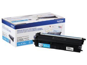BROTHER INTERNATIONAL CORPORAT TN436C SUPER HIGH YIELD CYAN TONER