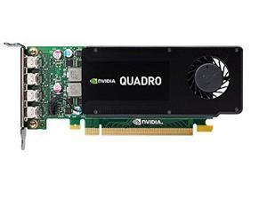 Lenovo Quadro K1200 4X60M41869 4GB DDR5 PCI Express 2.0 Video Cards - Workstation