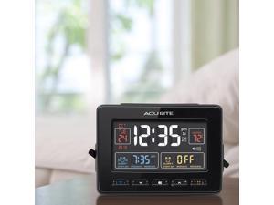 AcuRite Atomic Dual Alarm Clock 13024A1