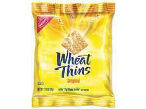 Marjack 00193200079800 Wheat Thins Crackers, Original, 1.75 Oz Bag, 72/carton