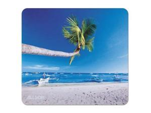 Allsop Naturesmart Mouse Pad Outrigger Beach Design 8 1/2 x 8 x 1/10 31621