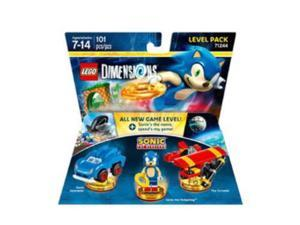 Lego Dimensions Level Pack Sonic The Hedgehog (Eidos)