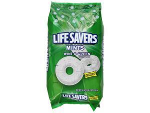 LifeSavers Hard Candy Wint-O-Green 50oz Bag 21524