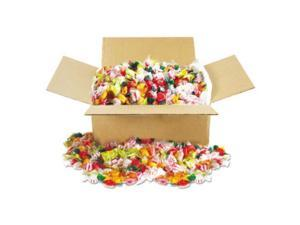 Office Snax OFX00603 Fancy Assorted Hard Candy, Individually Wrapped, 10 Lb Value Size Box