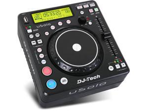 DJ-Tech uSolo Compact Twin USB Player and Controller with Effects