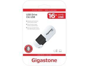 GIGASTONE GS-Z16GCNBL-R USB 2.0 Drive (16GB)