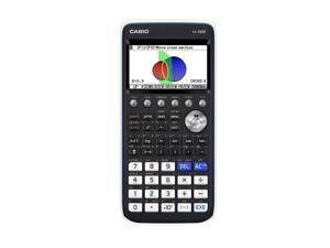 Casio - FX-CG50-L-IH - Casio FX-CG50 Graphing Calculator - Natural-VPAM, Backlit Display, Prior Entry Recall, Protective