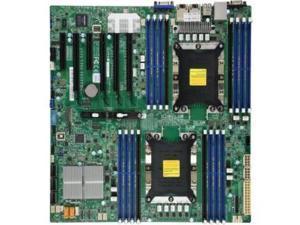 Supermicro MotherBoard MBD-X11DPI-NT-O Xeon Dual Socket LGA3647 C622 Max.2T PCI Express E-ATX (MBD-X11DPI-NT-O)