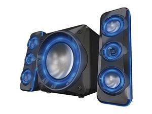 SYLVANIA SHTIB1060-BT Light Up Bluetooth 2.1 Speaker System