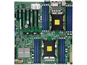 Supermicro MotherBoard MBD-X11DPI-N-B Xeon Dual Socket LGA 3647 C621 Max.2TB PCI Express E-ATX (MBD-X11DPI-N-B)