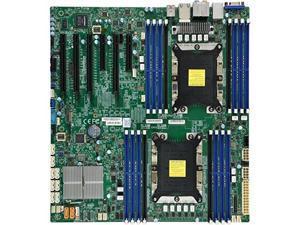 Supermicro Motherboard MBD-X11DAI-N-O Xeon Dual Socket S3647 C621 Max.2TB PCI Express EATX (MBD-X11DAI-N-O)