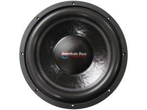 "American Bass 10/"" Woofer 900W Max 2 Ohm DVC XD1022"