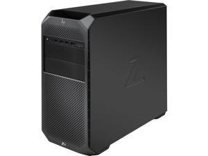 Hp Z4 G4 Workstation - 1 X Xeon W-2123 - 8 Gb Ram - 256 Gb Ssd - Mini-Tower - Black