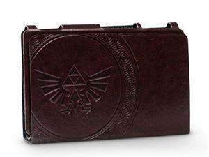 Powera Hybrid Zelda Hylian Crest Leatherette Cover for Nintendo Switch
