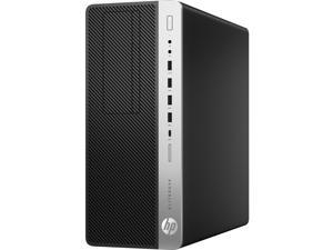 HP EliteDesk 800 G4 4BB00UT Desktop Computer i7-8700 8GB 1TB HDD W10P