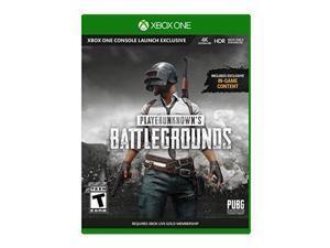 Playerunknown's Battlegrounds 1.0 - Xbox One