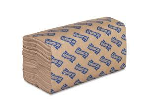 "Genuine Joe Single-Fold Towel 10-1/4""x9-1/10"" 250 Sh/PK 16PK/CT NL 21020"