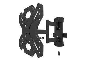 Kanto RV250G Full Motion Indoor/Outdoor TV Mount for RVs, Boats and Decks, Includes 2 wallplates to move between locations, fits 26 - 42-inch TVs
