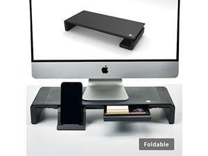 SIIG Stylish Foldable Monitor Stand CEMT2P12S1
