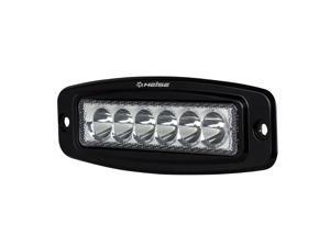 Heise LED Lighting HE-FMDL1 6 LED SINGLE ROW - FLUSH MOUNT DRIVING LIGHT …