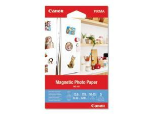 MG-101 4 x 6 Magnetic Photo Paper (5 sheets/pkg)