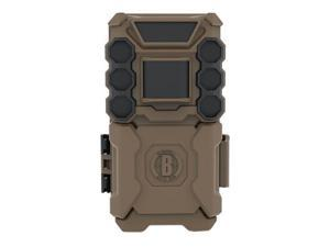 Bushnell Single Core Trail Camera, 20MP, No Glow, Box, Brown,