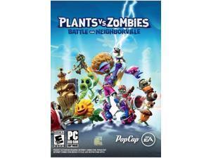 Plants Vs Zombies: Battle For Neighborville (DVD) - PC