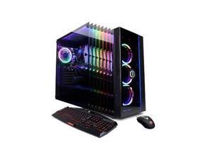 CyberpowerPC Gamer Master GMA580V2 Gaming PC (AMD Ryzen 5 3600 3.6GHz, 8GB DDR4, NVIDIA GeForce RTX 2060 Super 8GB, 240GB SSD, 2TB HDD, 802.11AC WiFi, Win 10 Home)